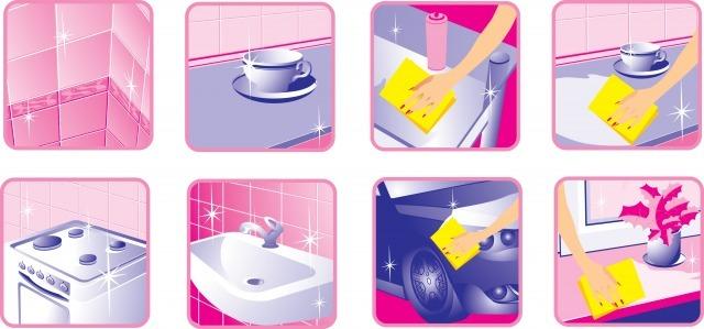 Foto Cómo limpiar tu casa antes de irte de vacaciones