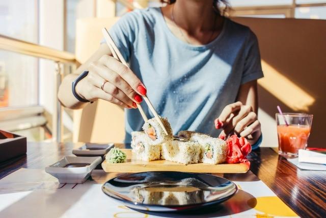 Foto Hara Hachi Bu, reducir calorías al estilo japonés