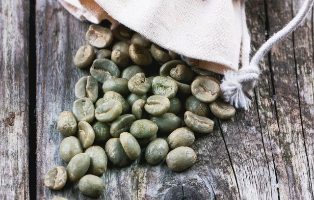 Foto Adelgazar con café verde