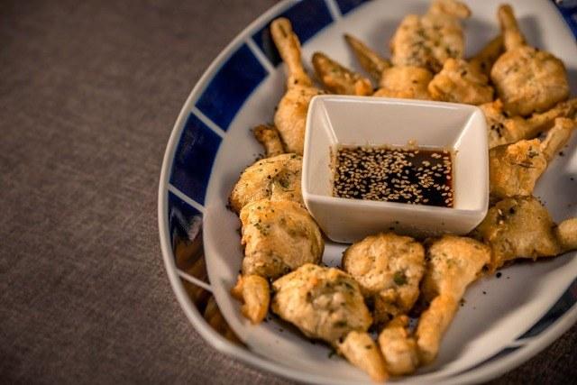 Foto Las claves para hacer la tempura perfecta