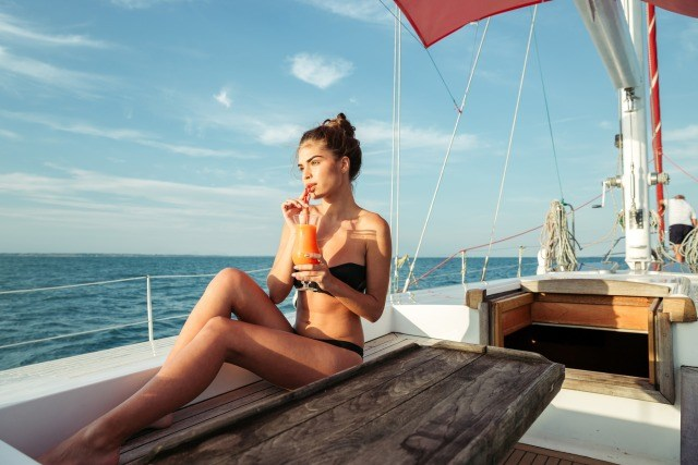 Foto Cómo evitar el mareo en barco