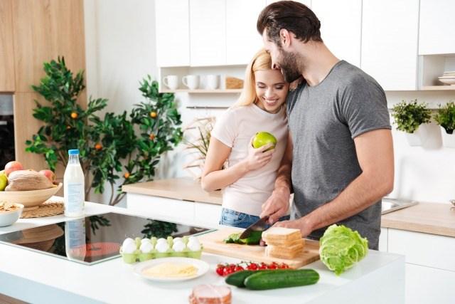 Foto La alimentación que favorece quedarte embarazada