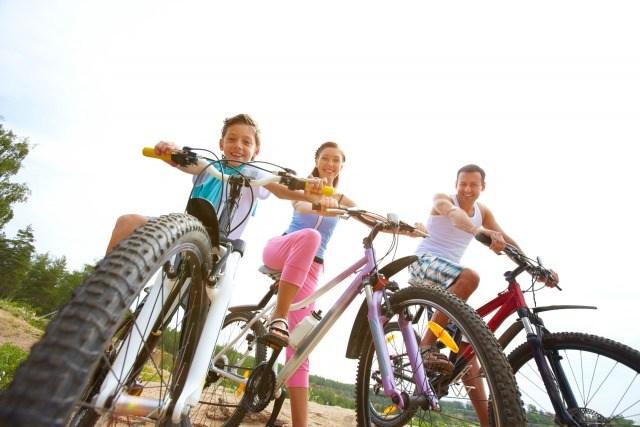 Foto El ciclismo es un ejercicio completísimo, ideal para practicar en familia