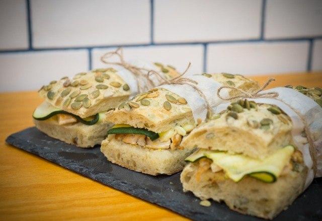 Foto Los mejores panes para cada relleno de bocadillo
