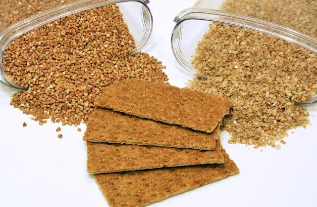 Foto Las propiedades y beneficios del salvado de avena, de trigo, de arroz y de espelta