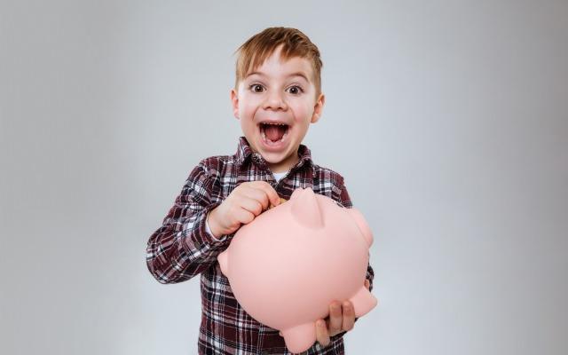 Foto ¿Es positivo dar una paga semanal a nuestros hijos