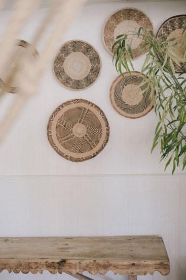 Foto Cómo decorar las paredes para reforzar el estilo ibicenco de tu casa