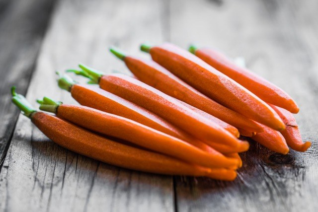 Foto Las zanahorias reducen el riesgo tanto de padecer DMAE como cataratas