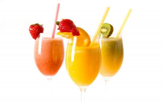 Foto Las diferencias entre zumos, batidos, licuados, smoothies y granizados