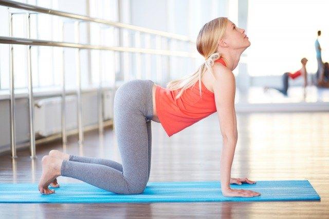 Foto Ejercicios sencillos para el dolor de espalda