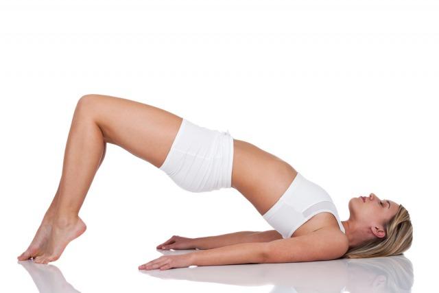 Foto Ejercicios para fortalecer la espalda