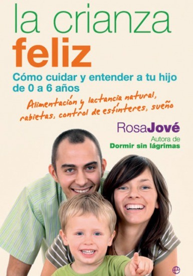 Foto La crianza feliz, uno de los mejores libros para preparar la maternidad