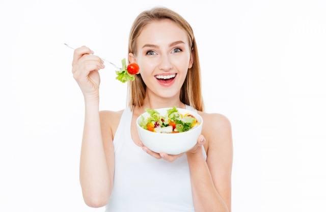 Foto Dieta equilibrada posvacaciones para adelgazar con salud
