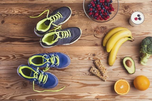 Foto Una dieta rica en minerales y vitaminas es esencial si practicas deporte