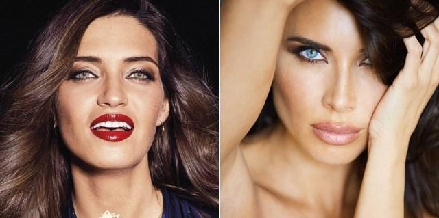 Foto Los labios de Sara Carbonero y Pilar Rubio, los más deseados