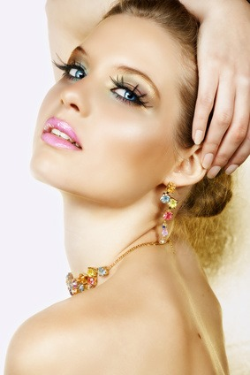 Foto Maquillaje glossy