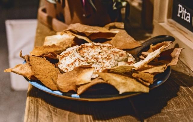 Foto Baba Ganoush, la receta del otoño para ponerte en forma