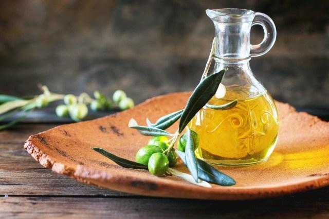 Foto Las propiedades y beneficios del aceite de oliva