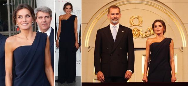 Foto Y el Oscar es para Letizia Ortiz