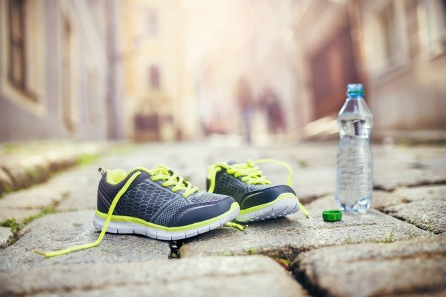 Foto La vestimenta y calzado para correr más y mejor