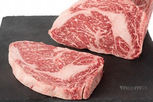 Foto Carne de Kobe, de origen japonés y con fama mundial