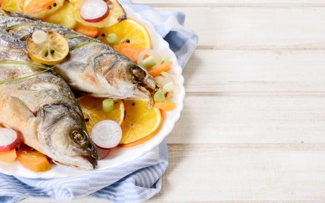 Foto El pescado azul cuida y protege tu corazón
