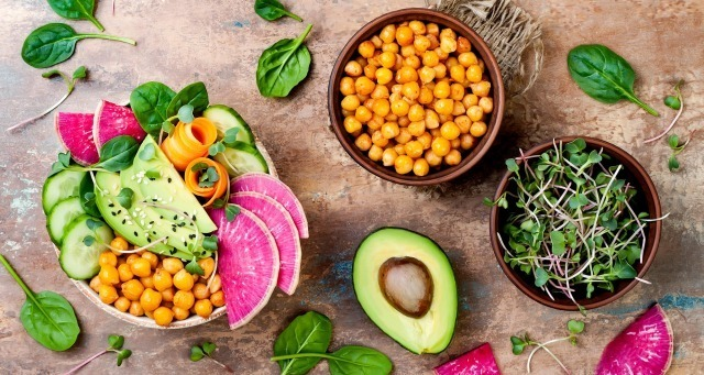 Foto Los superalimentos que debe incluir una dieta vegetariana
