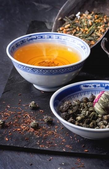 Foto El té matcha, una fuente de polifenoles