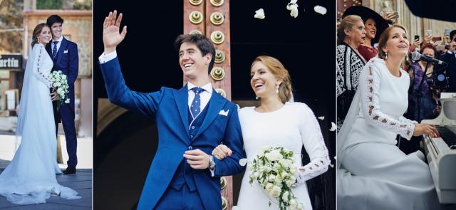 Foto Fotos de la gran boda de María Toledo y Esaú Fernández