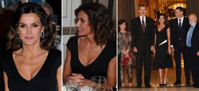 Foto La reina Letizia se lleva todas las miradas en la XXXV edición del Premio de Periodismo Francisco Cerecedo