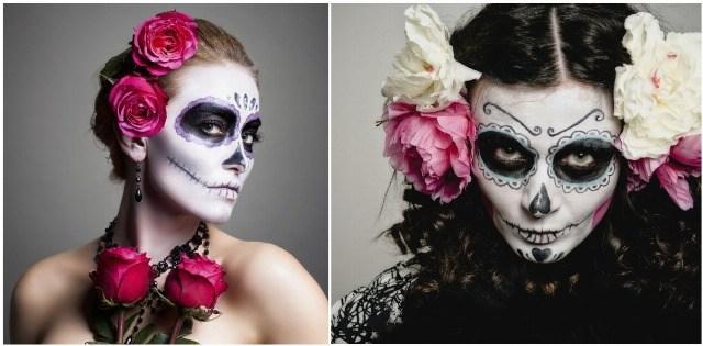 Foto Cómo conseguir el look de las catrinas mexicanas en Halloween