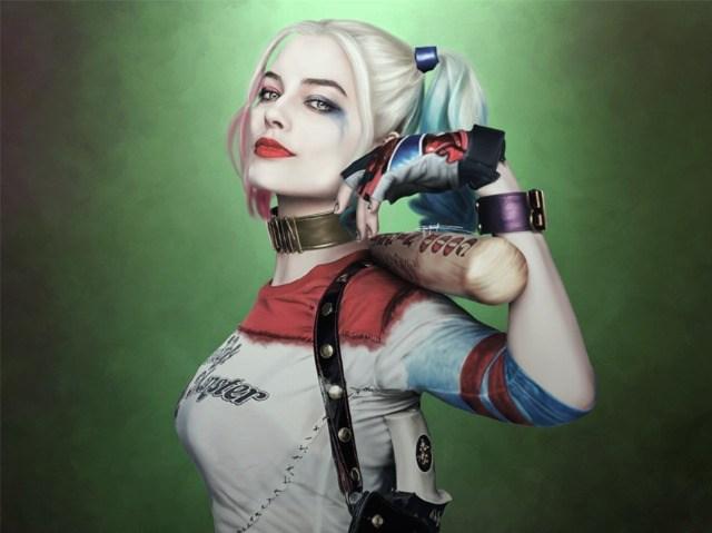 Foto El personaje de Harley Quinn en la película El Escuadrón Suicida, un look divertido, alocado y sexy para Halloween