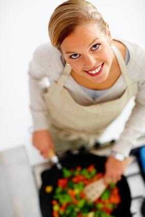 Foto Los secretos para cocinar rápido y ligero