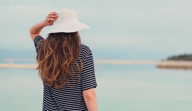 Foto La caída del pelo en verano es normal