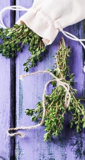 Foto Los aceites esenciales de plantas previenen y combaten gripes y resfriados