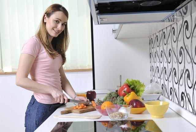 Foto El éxito de la cocina vegetariana