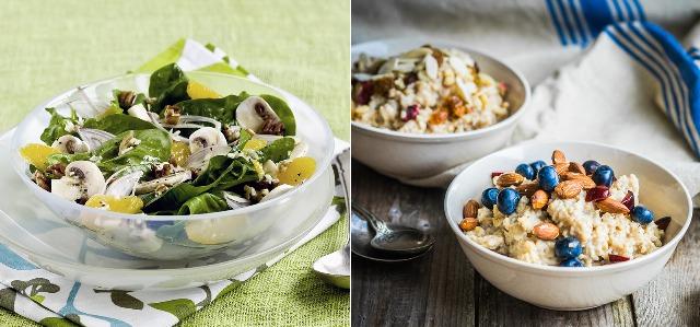 Foto Ideas de cocina vegetariana en otoño e invierno