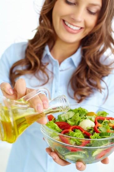 Foto Controla las grasas en el postparto