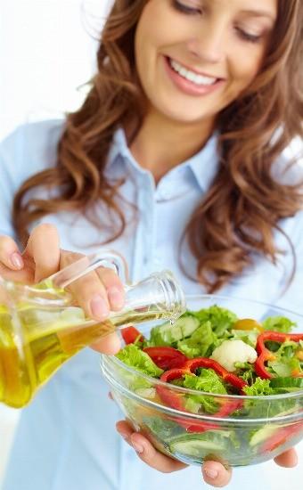 Foto Aprender a comer bien es fundamental para adelgazar