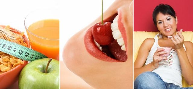 Foto Tentempiés para dietas bajas en calorías