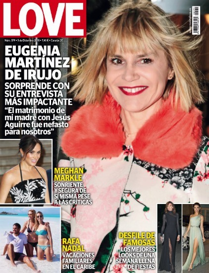 05c2b3f4b8a Eugenia Martínez de Irujo en su entrevista más impactante