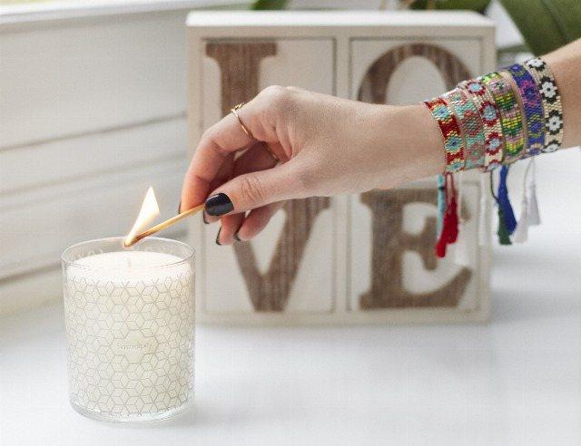 Foto Las velas aromáticas, un regalo ideal en Navidad