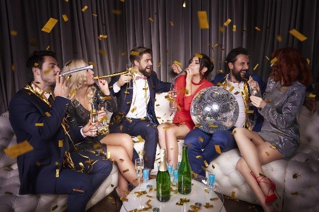 Foto Consejos para celebrar la Nochevieja en casa con una fiesta ¡inolvidable!