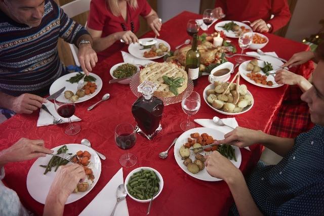 Foto Los alimentos que te ayudan a tener una buena digestión en Navidad