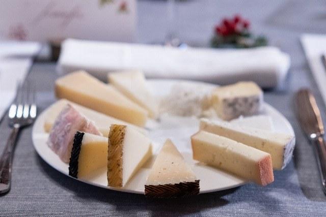 Foto La tabla de quesos definitiva para Navidad