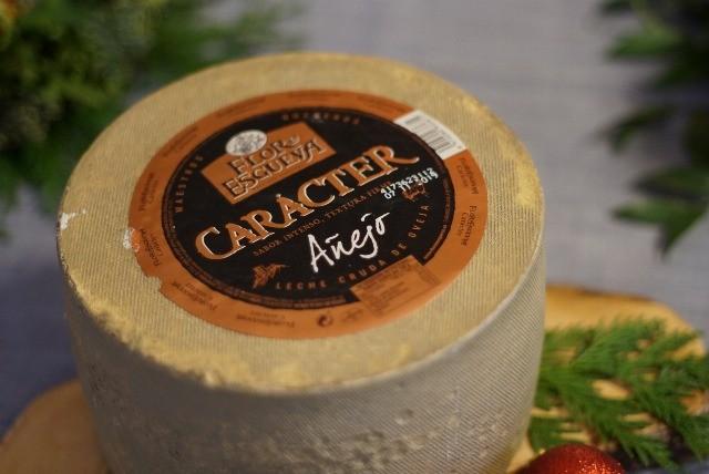 Foto Flor de Esgueva Carácter o Añejo, entre los 12 mejores quesos
