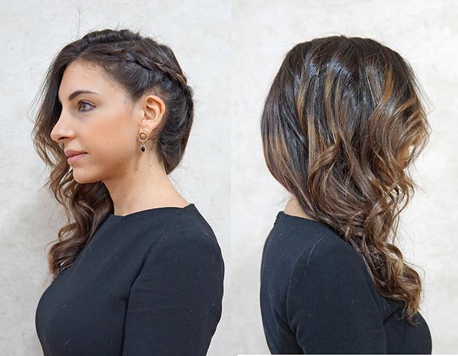 3 Peinados Faciles Paso A Paso Para Triunfar En Navidad Mujerdeelite