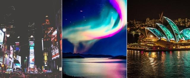 Foto 5 destinos de ensueño para disfrutar de Nochevieja