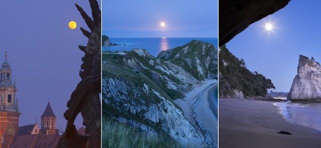 Con los consejos de David Noton conseguirás la mejor foto del eclipse lunar