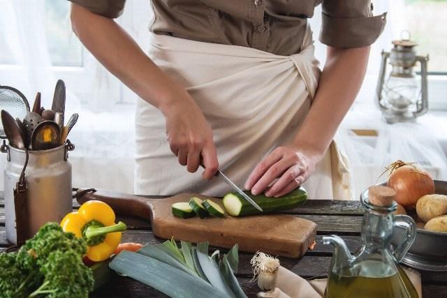 Los 8 principales beneficios de cocinar
